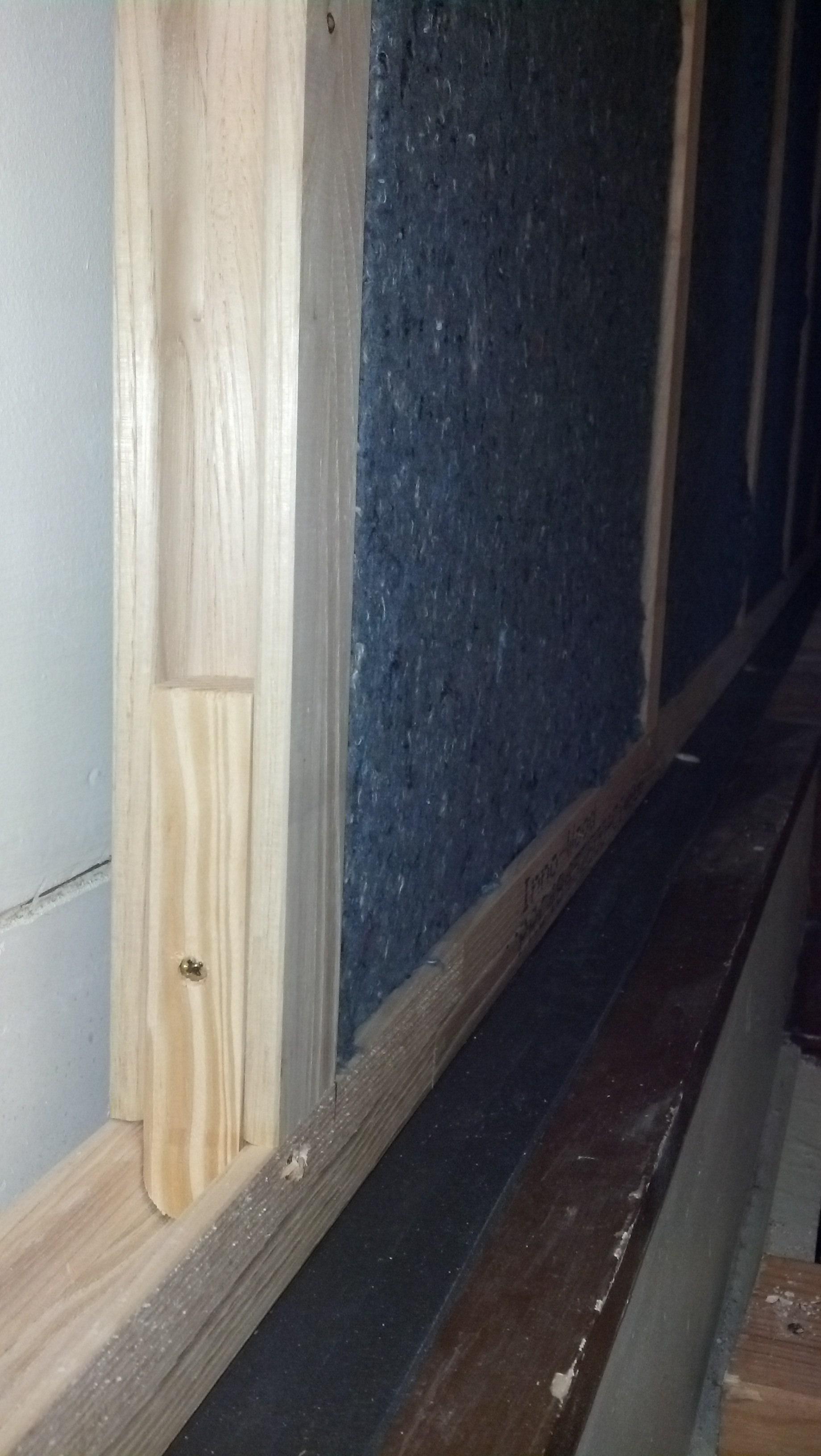 Isolation phonique et thermique d un appartement dans une for Isolation phonique sol appartement